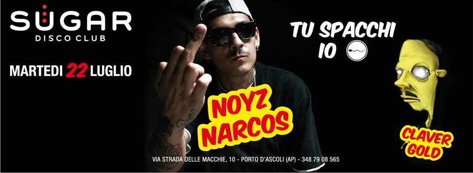 Noyz Narcos In Concerto A Porto D'Ascoli